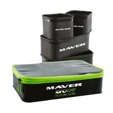 Maver MV-R Eva Deluxe Bait System – Rig Case Feeder