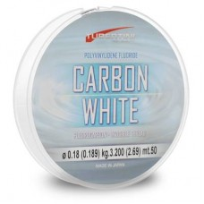 Fluorocarbon Tubertini Carbon Withe 50m