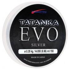 Tubertini monofilo Tatanka Evo Silver - 150m