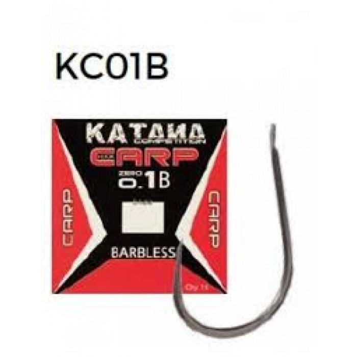 Amo Katana Carp 0.1B (barbless)