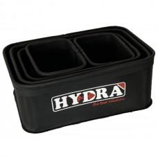Hydra Black Bait Bowl Set 5 in 1