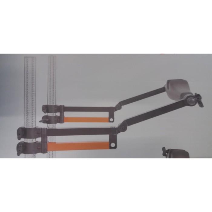 Barra Frontale MK (ORIENTABILE) - spray bar