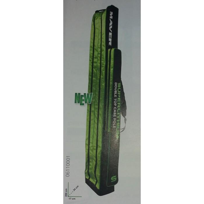 Superlithium Top Case Pole Holdall (fodero RBS) Maver