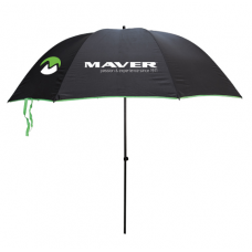 Maver Nylon Umbrella Black (new 2020)