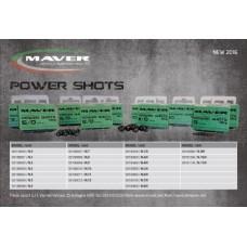Piombo Power Shots Maver (100g)