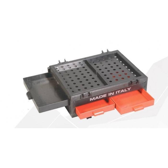 MK Modulo Alluminio 3 cassetti (2+1)
