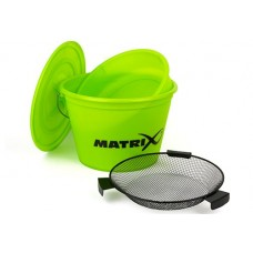 Matrix Lime Bucket Set inc. Tray and Riddle