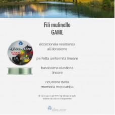 Game Reel Italica 200m