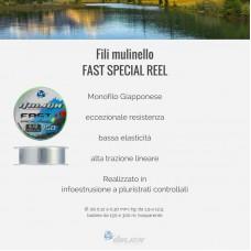 Fast Reel Italica 150m