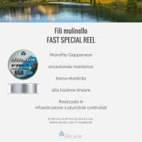 Fast Reel Italica 300m