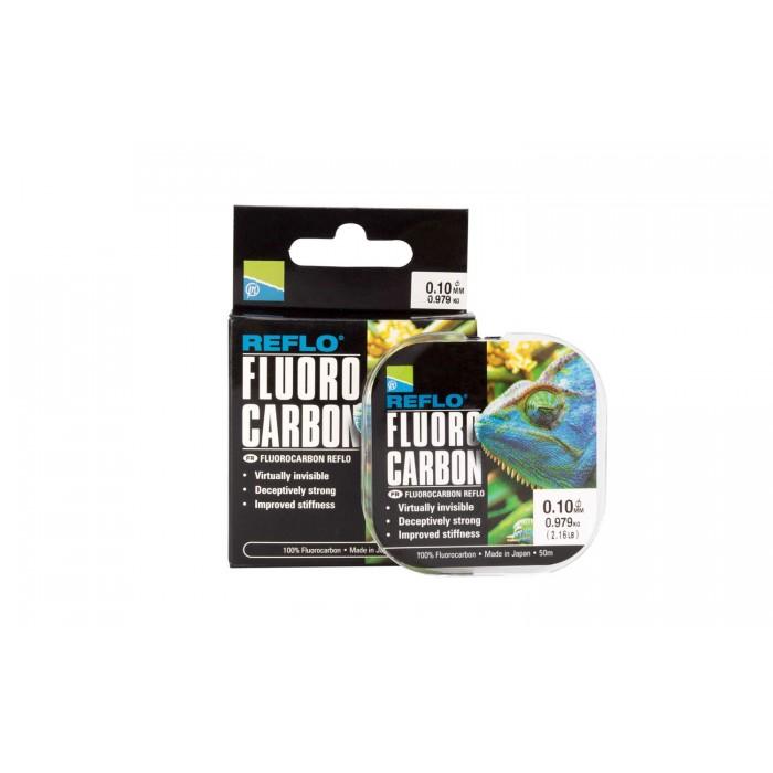 Preston Reflo Fluoro Carbon 50m