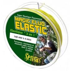Sensas Magic Fluo Elastic Soft (25m)