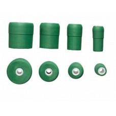 Sensas Elastic Centralisers (clean cap centra elastico) - 2pzi